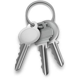 Ein Netzwerkpasswort aus dem Schlüsselbund löschen
